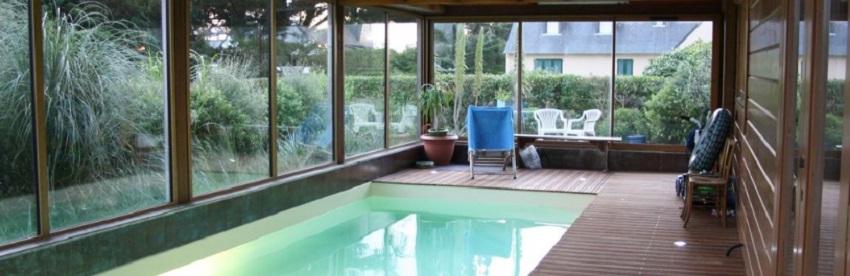 Petite piscine charmante