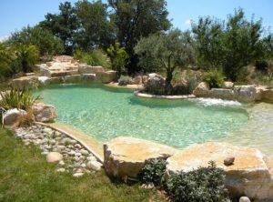 Consommation d'énergie piscine naturelle