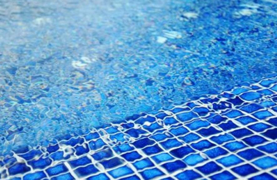 Eau de la piscine